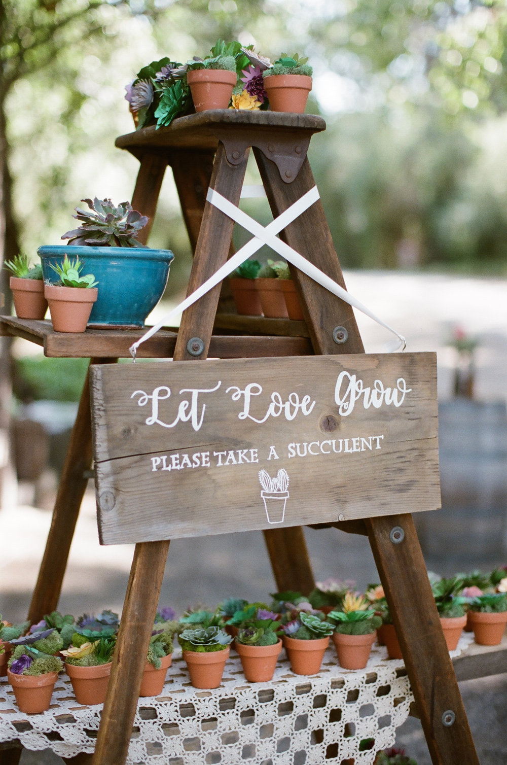 www.santabarbarawedding.com | Kaitie Brainerd Photo | Rancho Dos Pueblos | Wedding Favors