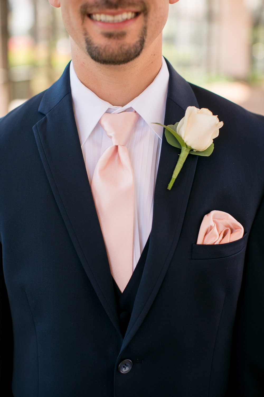 www.santabarbarawedding.com | Kelsey Crews | Fess Parker Doubletree | Groom