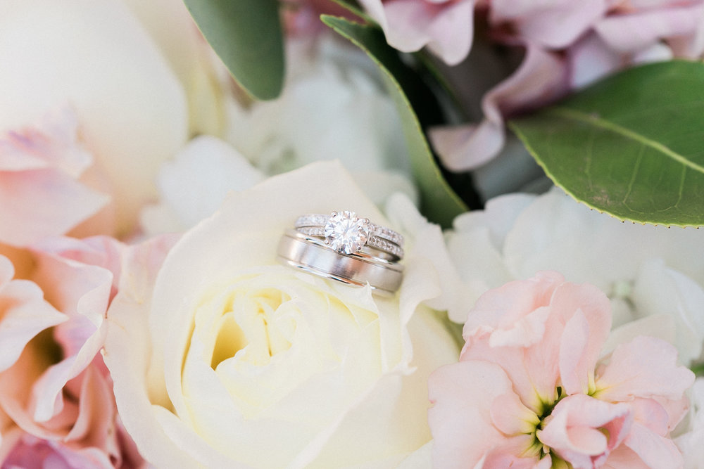 www.santabarbarawedding.com | Kelsey Crews | Fess Parker Doubletree | Wedding Rings