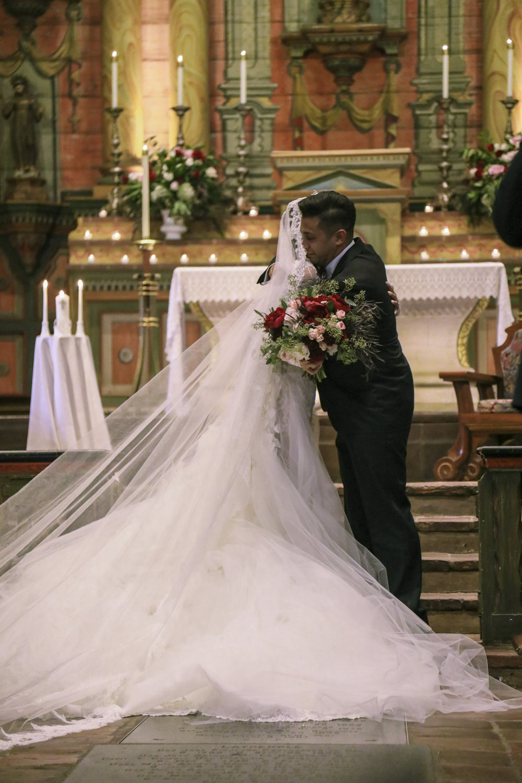 www.santabarbarawedding.com | Joseph Henry Photo | Sunstone Winery | Ceremony | Old Mission Santa Barbara
