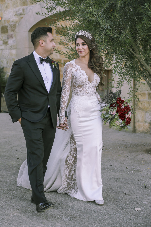 www.santabarbarawedding.com | Joseph Henry Photo | Sunstone Winery | Bride and Groom