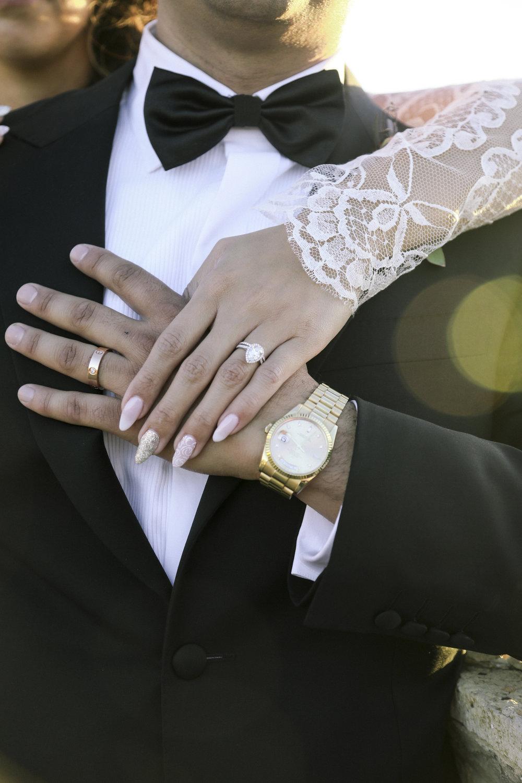 www.santabarbarawedding.com | Joseph Henry Photo | Sunstone Winery | Wedding Rings
