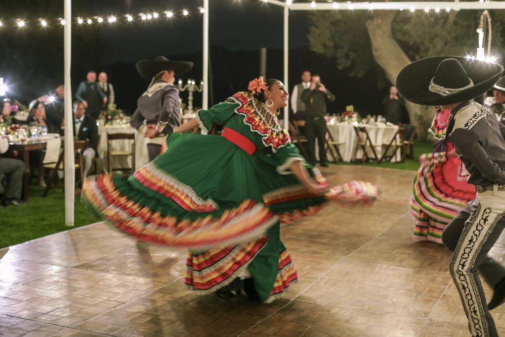 www.santabarbarawedding.com | Joseph Henry Photo | Sunstone Winery | Reception Dancing