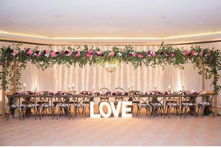 www.santabarbarawedding.com | Bella Vista Designs Inc.