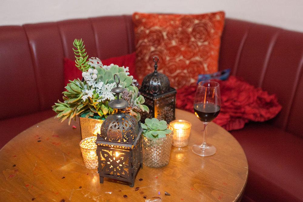 www.santabarbarawedding.com | Felici Events | Melissa Musgrove | El Paseo | Reception Seating