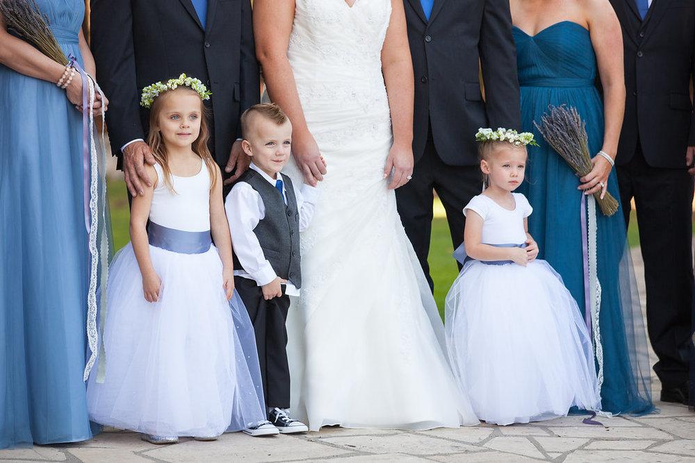 www.santabarbarawedding.com | Felici Events | Melissa Musgrove | El Paseo | Bridal Party