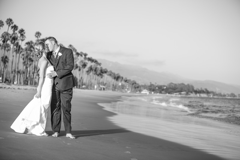www.santabarbarawedding.com | Andrejka Photography | bride and groom