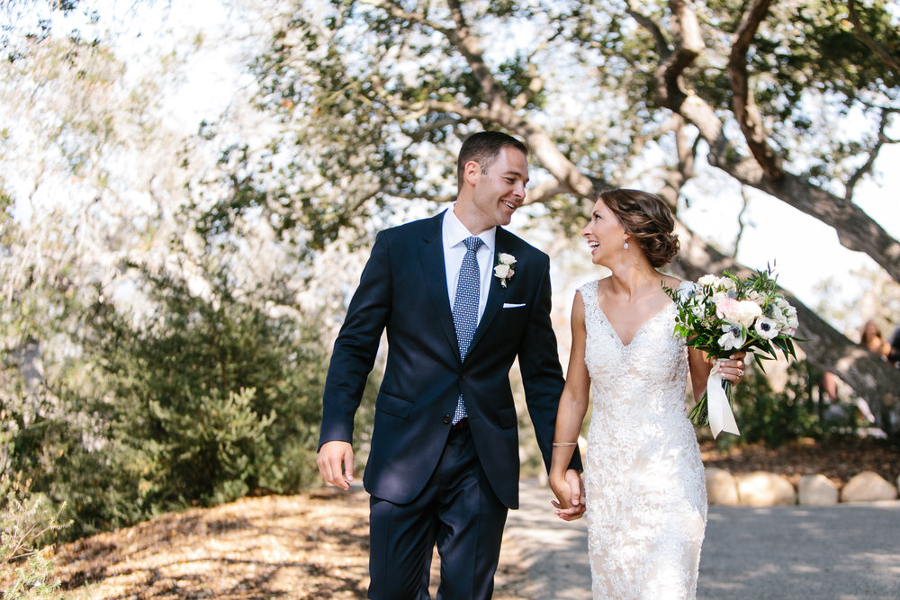 www.santabarbarawedding.com | Josh Newton | Elings Park | Burlap & Bordeaux | Bride and Groom