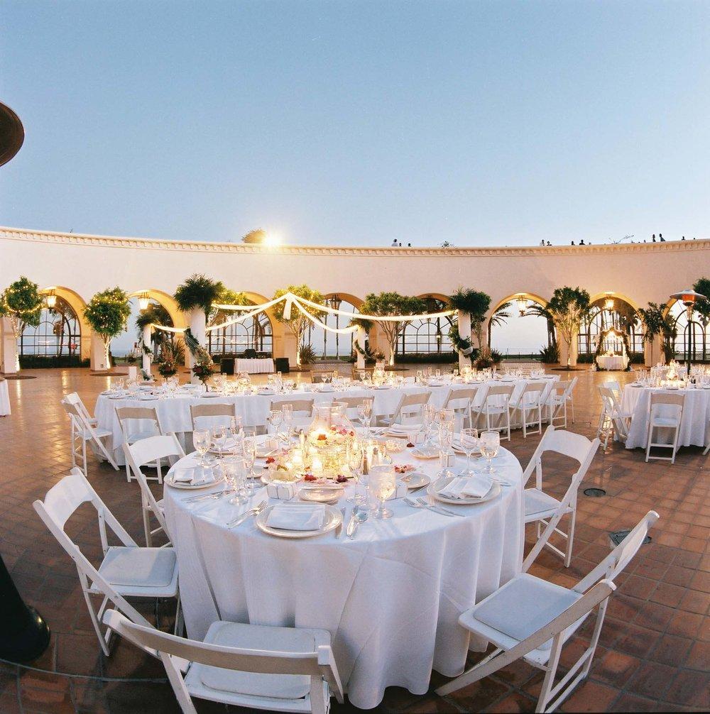 www.santabarbarawedding.com | Fess Parker Doubletree Resort