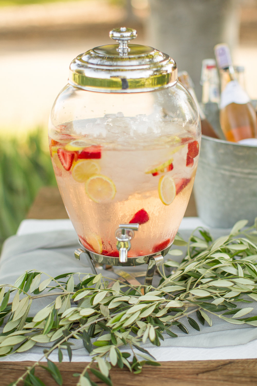 www.santabarbarawedding.com | Atelier de La Fleur Weddings & Events | Mike Larson | Drinks