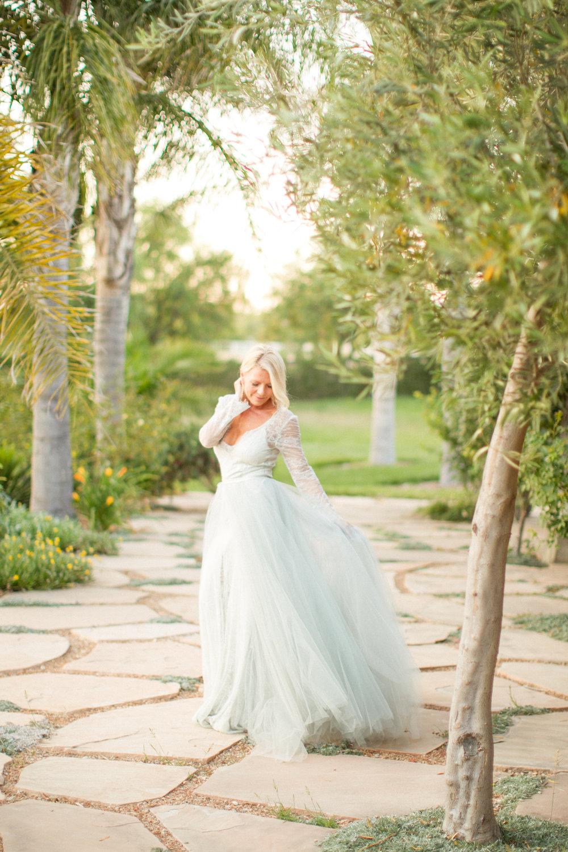 www.santabarbarawedding.com | Atelier de La Fleur Weddings & Events | Mike Larson | Rehearsal Dinner Dress