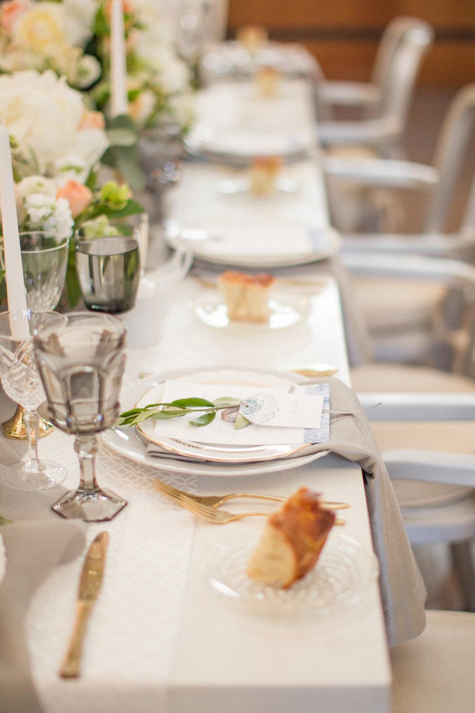 www.santabarbarawedding.com | Atelier de La Fleur Weddings & Events | Mike Larson | Reception Table