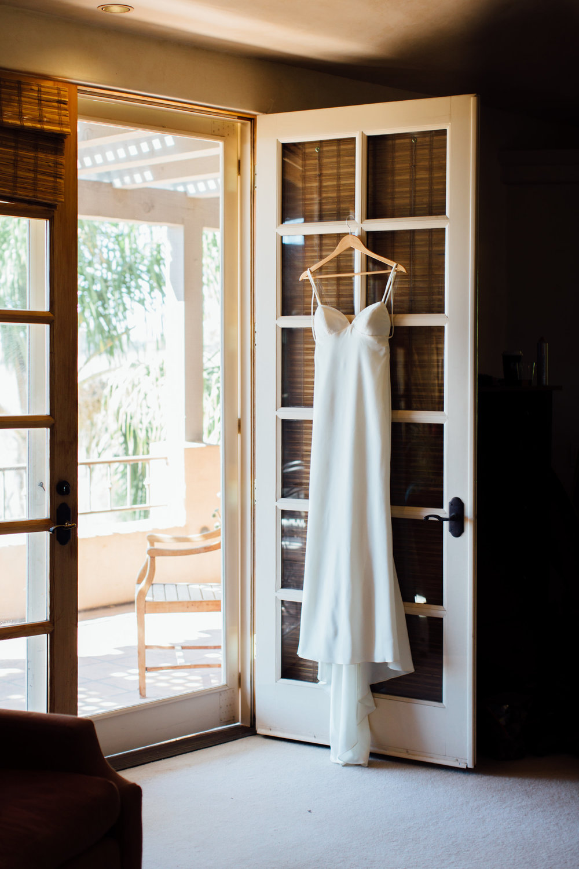 www.santabarbarawedding.com   Jihan Cerda   Villa Verano   Wedding Dress
