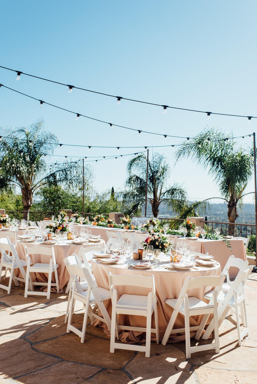 www.santabarbarawedding.com   Jihan Cerda   Villa Verano   Reception