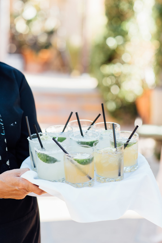 www.santabarbarawedding.com   Jihan Cerda   Villa Verano   Cocktails