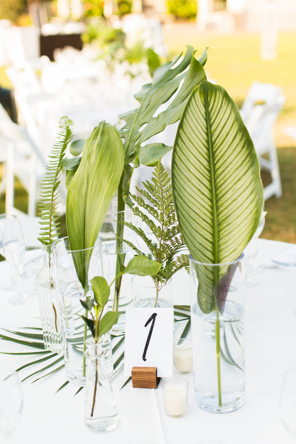 www.santabarbarawedding.com | Santa Barbara Zoo | Wonder Tribe | Events by Rincon | Reception Table Number