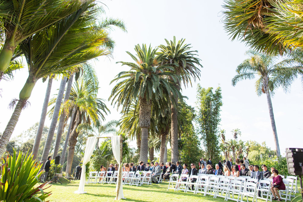 www.santabarbarawedding.com | Santa Barbara Zoo | Wonder Tribe | Events by Rincon | Ceremony