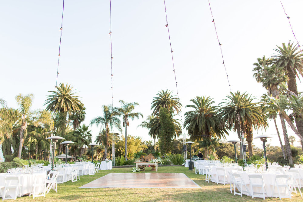 www.santabarbarawedding.com | Santa Barbara Zoo | Wonder Tribe | Events by Rincon | Reception