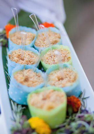 www.santabarbarawedding.com | Rincon Catering