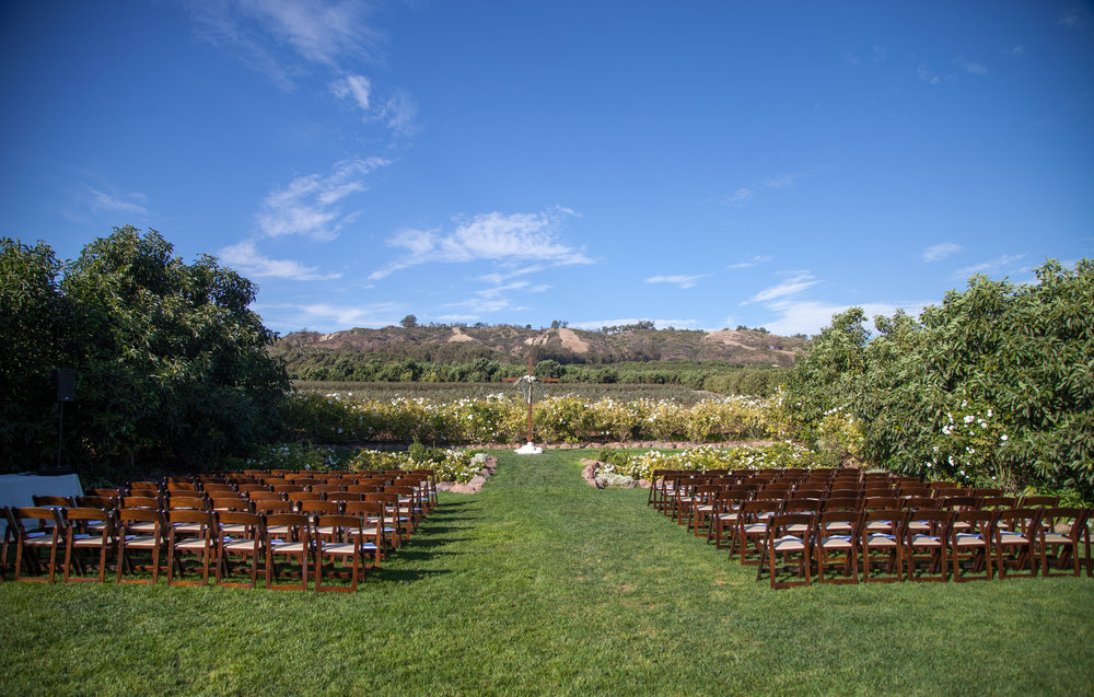 www.santabarbarawedding.com | Cameron Jordan Artistry | Gerry Ranch | Ceremony