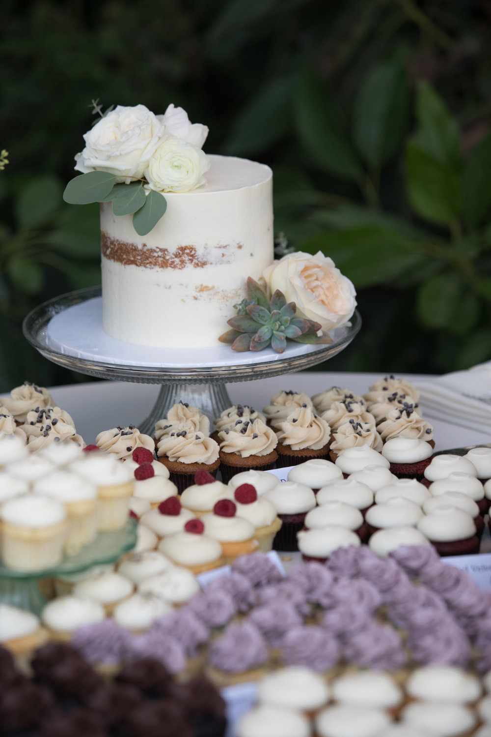www.santabarbarawedding.com | Cameron Jordan Artistry | Gerry Ranch | Dessert Table
