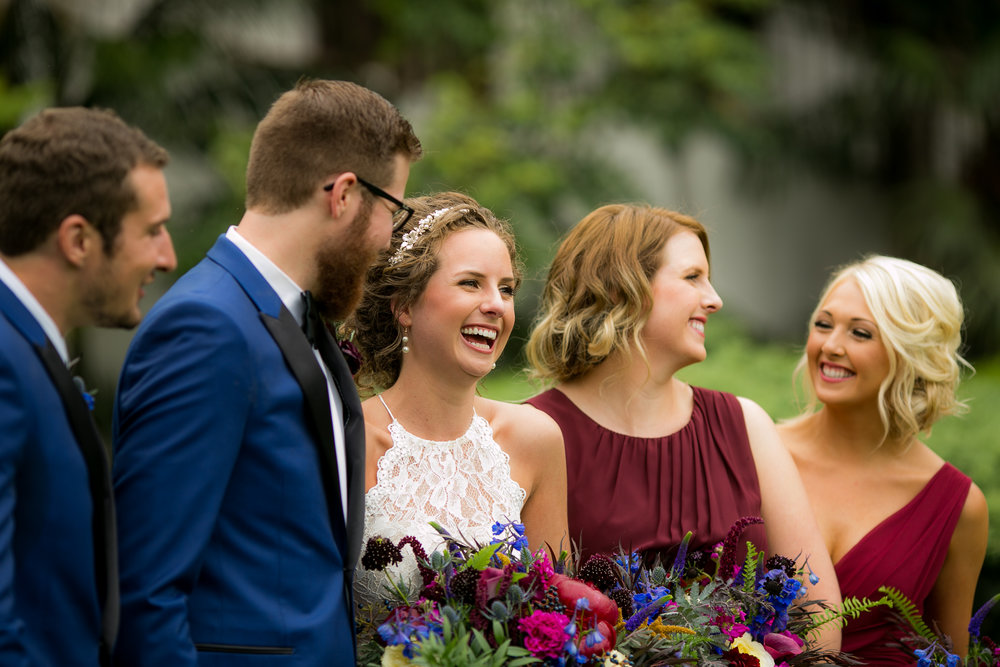 www.santabarbarawedding.com | Boone & Stacie Weddings | Santa Barbara Courthouse | El Paseo | Bridal Party