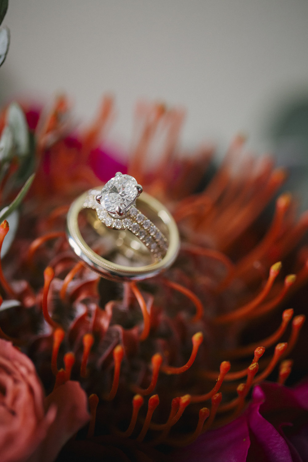 www.santabarbarawedding.com | Santa Barbara Courthouse | Canary Hotel | Aurelia D'Amore Photography | Wedding Rings
