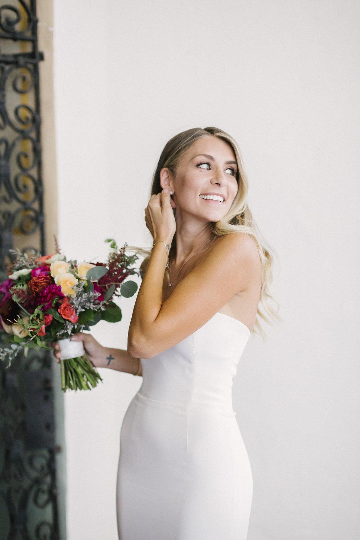 www.santabarbarawedding.com | Santa Barbara Courthouse | Canary Hotel | Aurelia D'Amore Photography | Bride