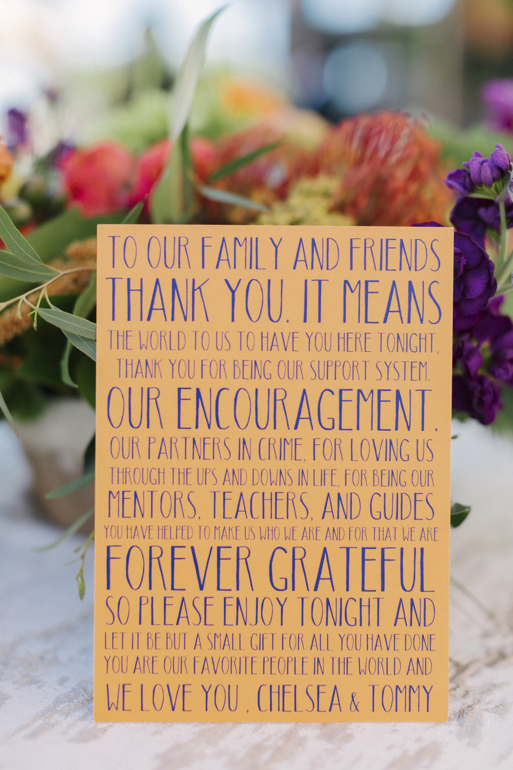www.santabarbarawedding.com | Santa Barbara Courthouse | Canary Hotel | Aurelia D'Amore Photography | Reception Sign
