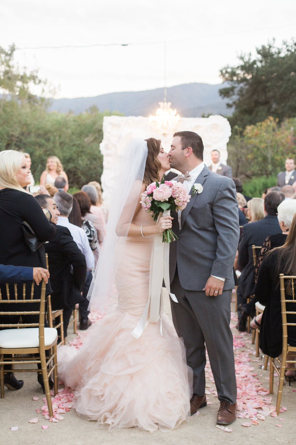 www.santabarbarawedding.com | Molly + Co | Bride and Groom