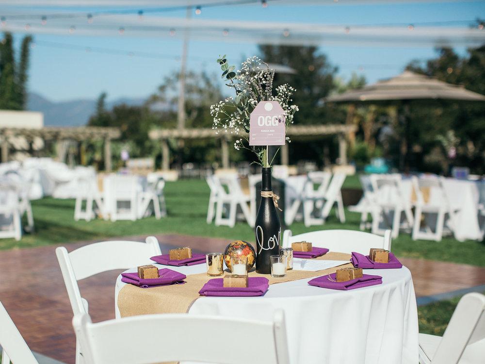 www.santabarbarawedding.com | Santa Barbara Zoo | Kiel Rucker | Rincon Catering | Reception