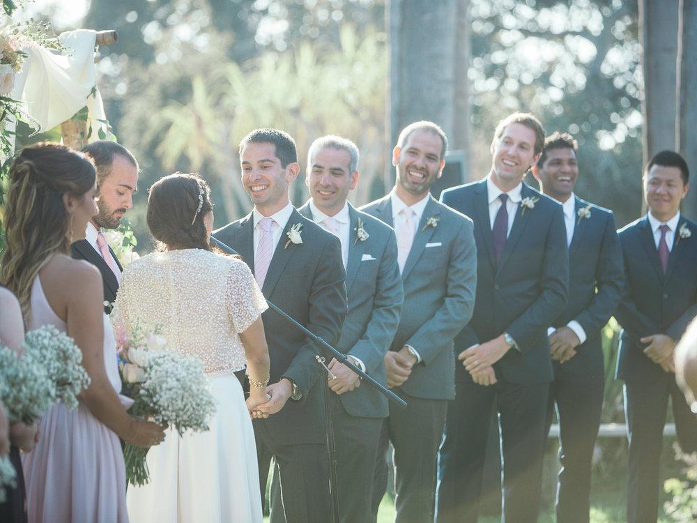 www.santabarbarawedding.com | Santa Barbara Zoo | Kiel Rucker | Rincon Catering | Ceremony