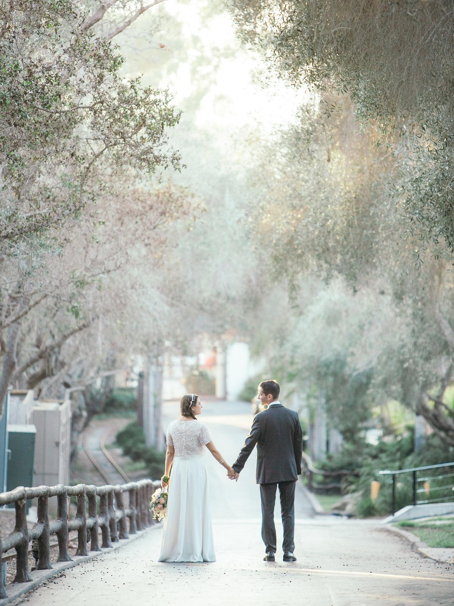 Travel Themed Wedding at the Zoo by Kiel Rucker — Santa Barbara ...