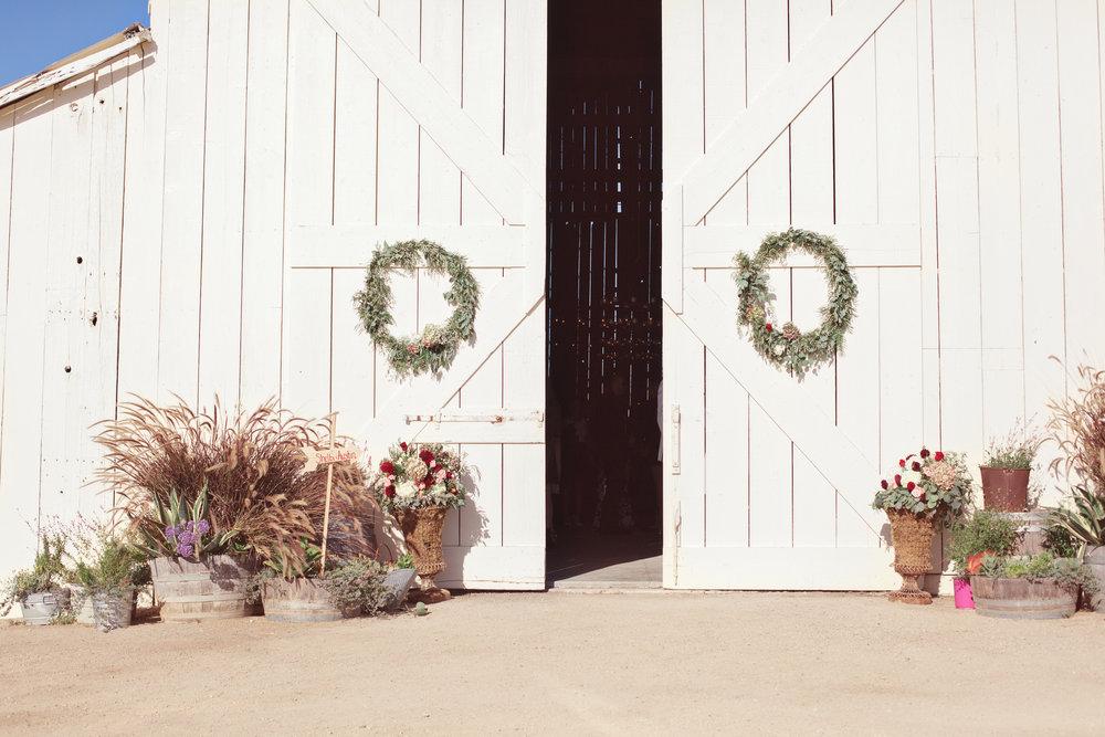 www.santabarbarawedding.com | Kay Mitchell Photography | Madonna Ranch | Reception