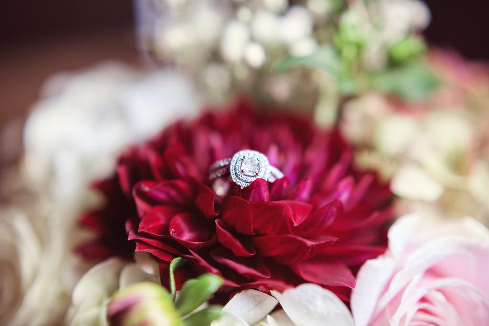 www.santabarbarawedding.com | Kay Mitchell Photography | Madonna Ranch | Wedding Rings