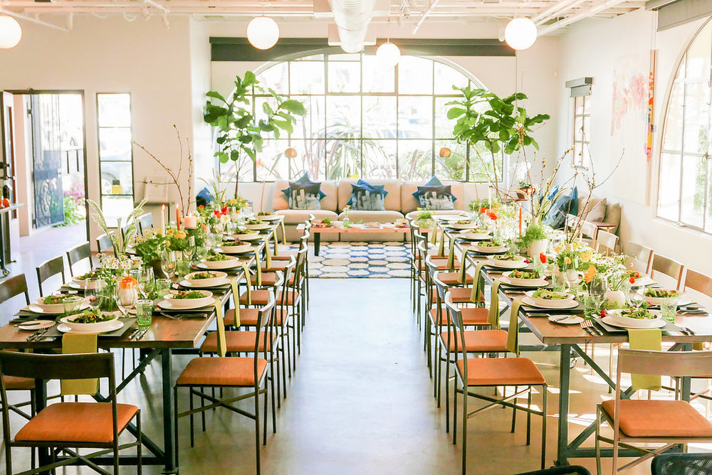 Santa Barbara Wedding Style | Farm to Table Event  | Felici Events | Farmbelly Cooking School | Michelle Arnoson | Head and Heart Photography | Braydon Russell