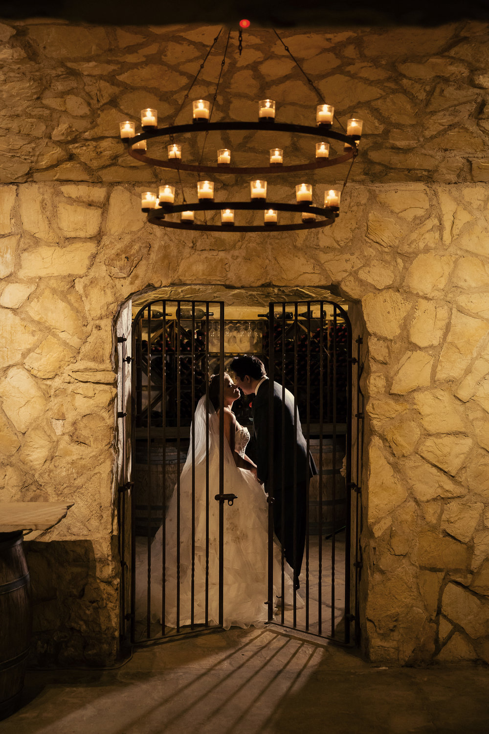 www.santabarbarawedding.com | Josh Goodman | Sunstone Winery | Bride and Groom