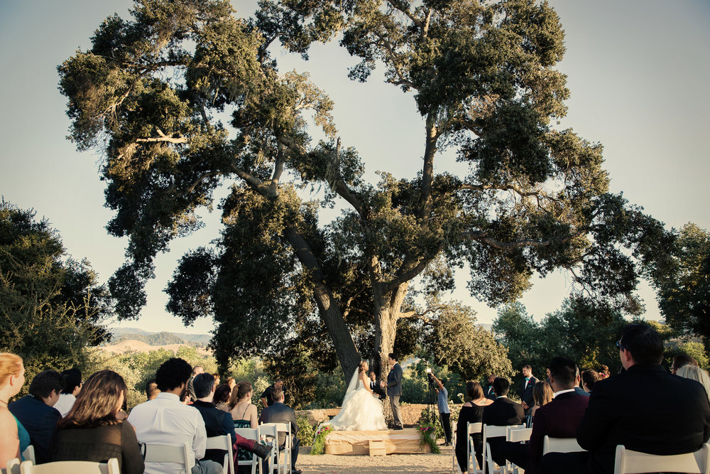 www.santabarbarawedding.com | Josh Goodman | Sunstone Winery | Ceremony