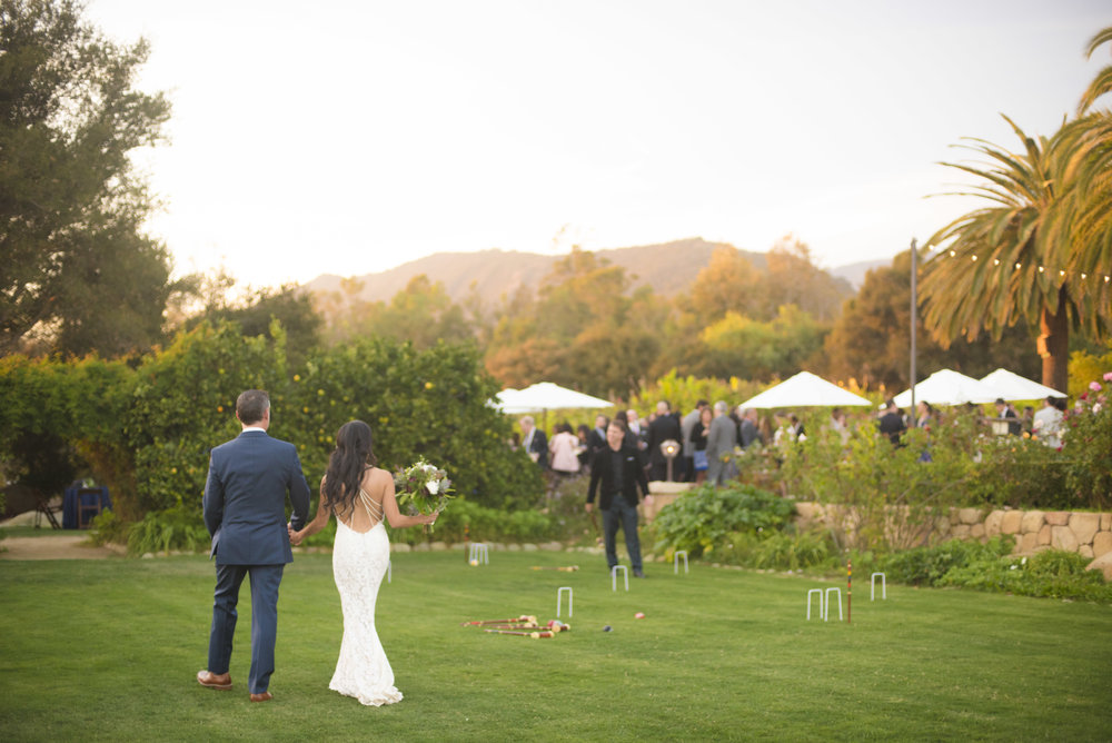 www.santabarbarawedding.com | ByCherry Photography | HeartStone Ranch | Bride and Groom
