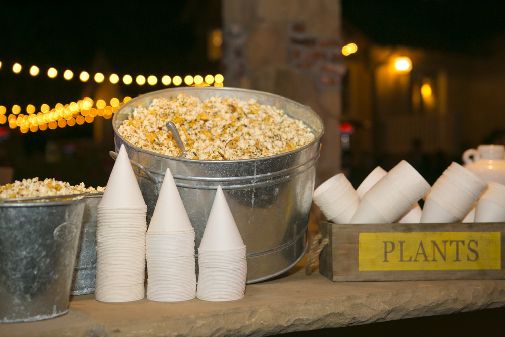 www.santabarbarawedding.com | ByCherry Photography | HeartStone Ranch | Popcorn Station