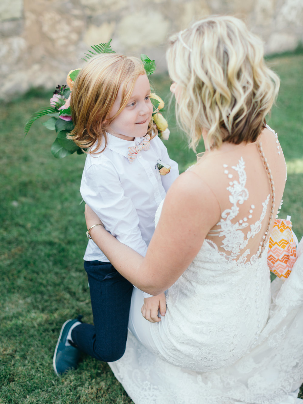 www.santabarbarawedding.com | Kiel Rucker | Riviera Mansion | Ring Bearer