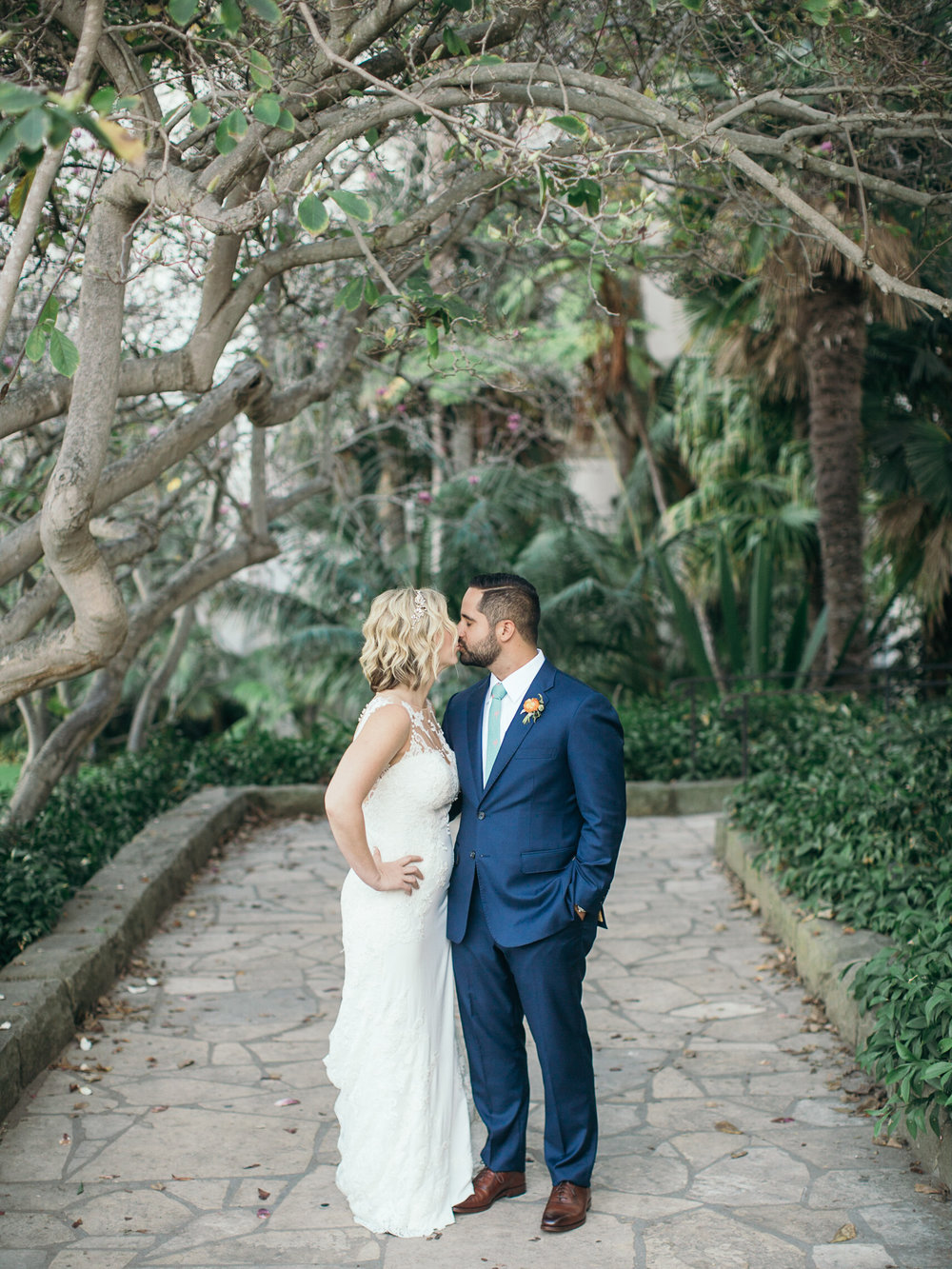 www.santabarbarawedding.com | Kiel Rucker | Riviera Mansion | Bride and Groom