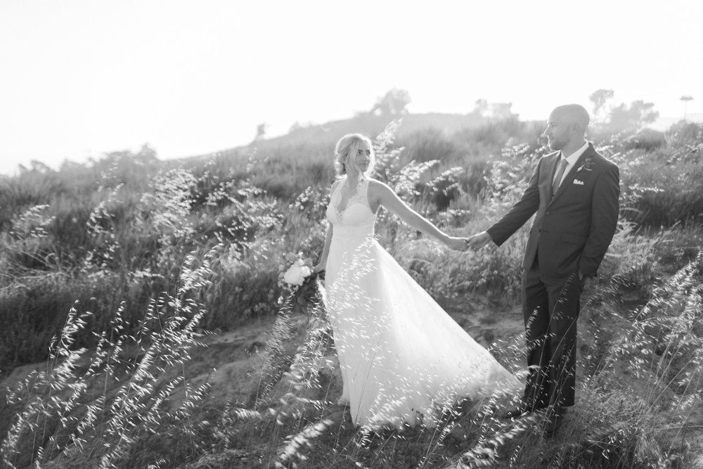 www.santabarbarawedding.com | Ann Johnson | Katie Shuler Photography | Ventura Botanical Gardens | Bride and Groom