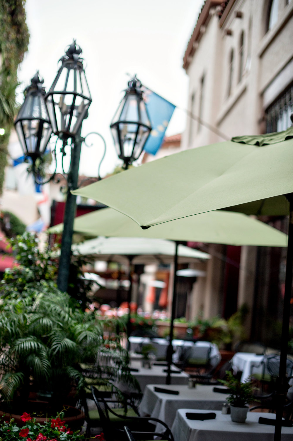 www.SantaBarbaraWeddingStyle | State & Fig Restaurant | Santa Barbara Wedding Location | Rehearsal Dinner | Brunch | Laurie Bailey Photography