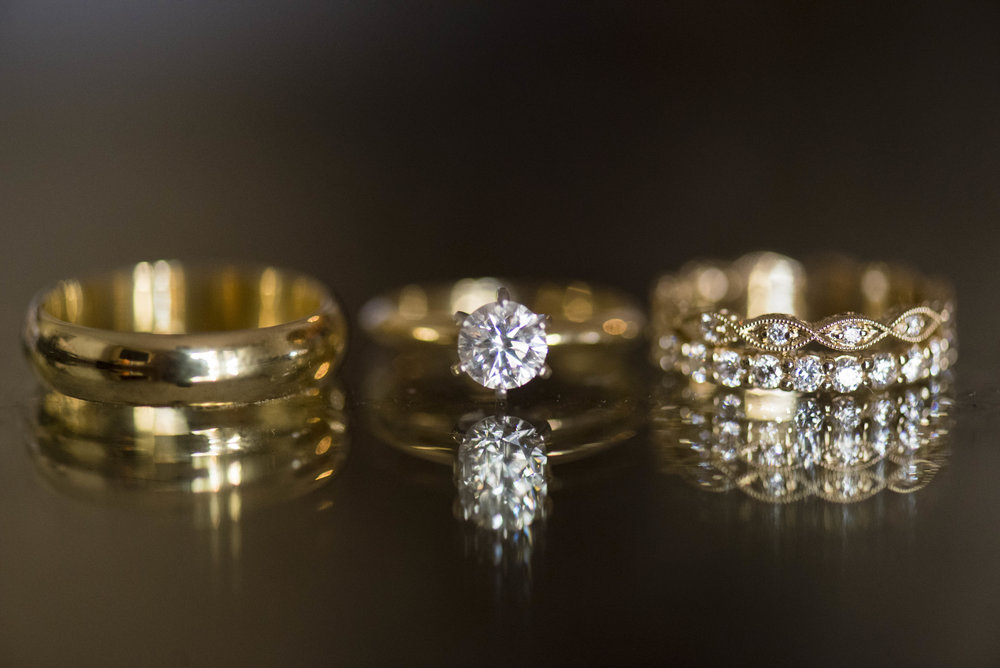 www.santabarbarawedding.com | By Cherry Photography | Santa Barbara Courthouse | Wedding Rings
