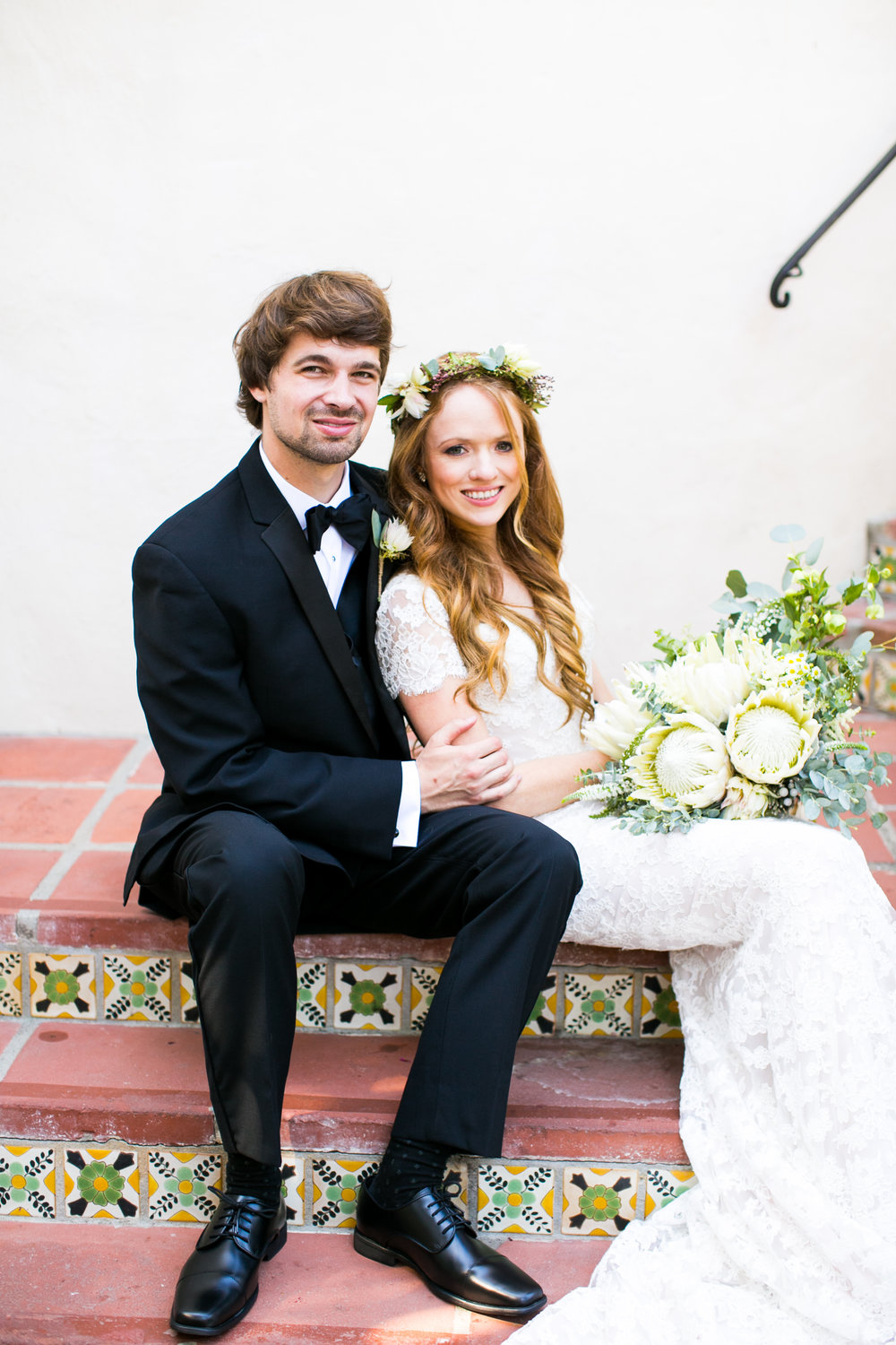 www.santabarbarawedding.com | Four Seasons Santa Barbara | Levine Fox Events | Callaway Gable Photo | Bride and Groom
