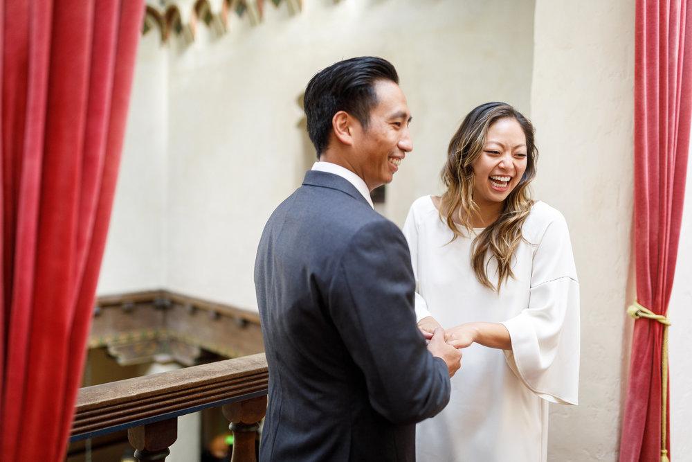 www.santabarbarawedding.com | Kiel Rucker | Santa Barbara Courthouse | Ceremony