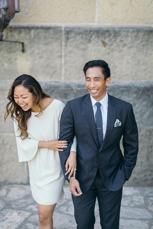 www.santabarbarawedding.com | Kiel Rucker | Santa Barbara Courthouse | Bride and Groom