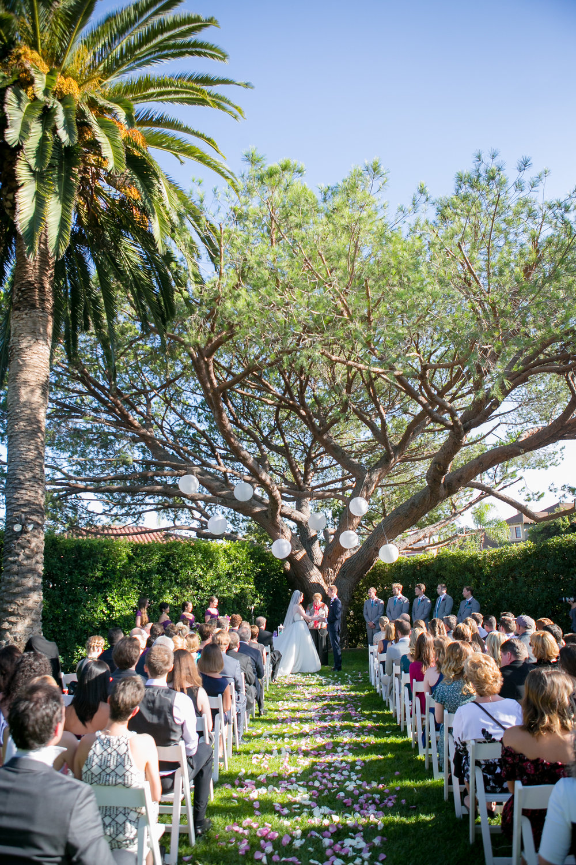 www.santabarbarawedding.com | Philip Van Nostrand | Riviera Mansion | Ceremony