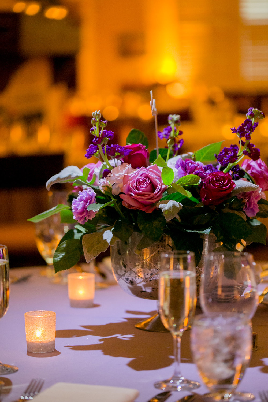 www.santabarbarawedding.com | Philip Van Nostrand | Riviera Mansion | Reception Tables
